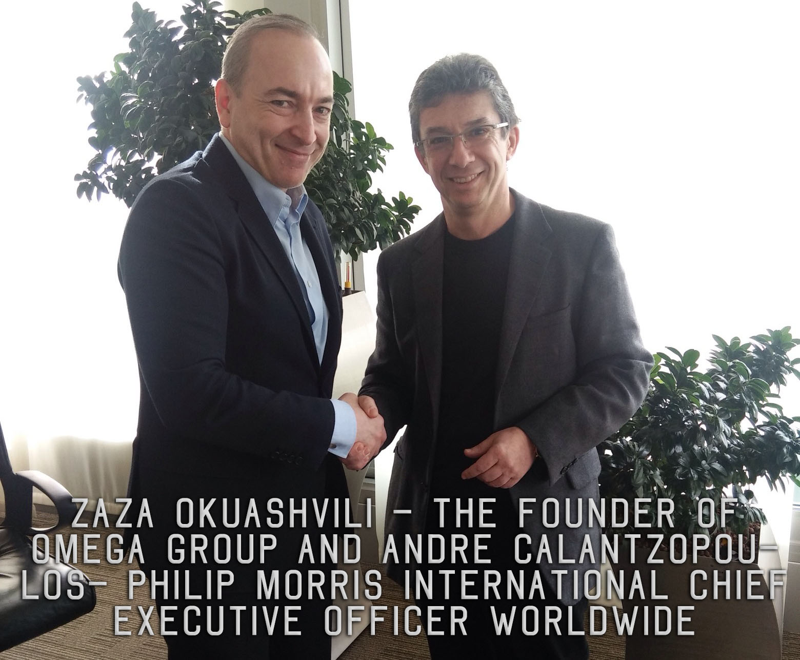 WHO Statement on Philip Morris funded Foundation for a Smoke-Free World