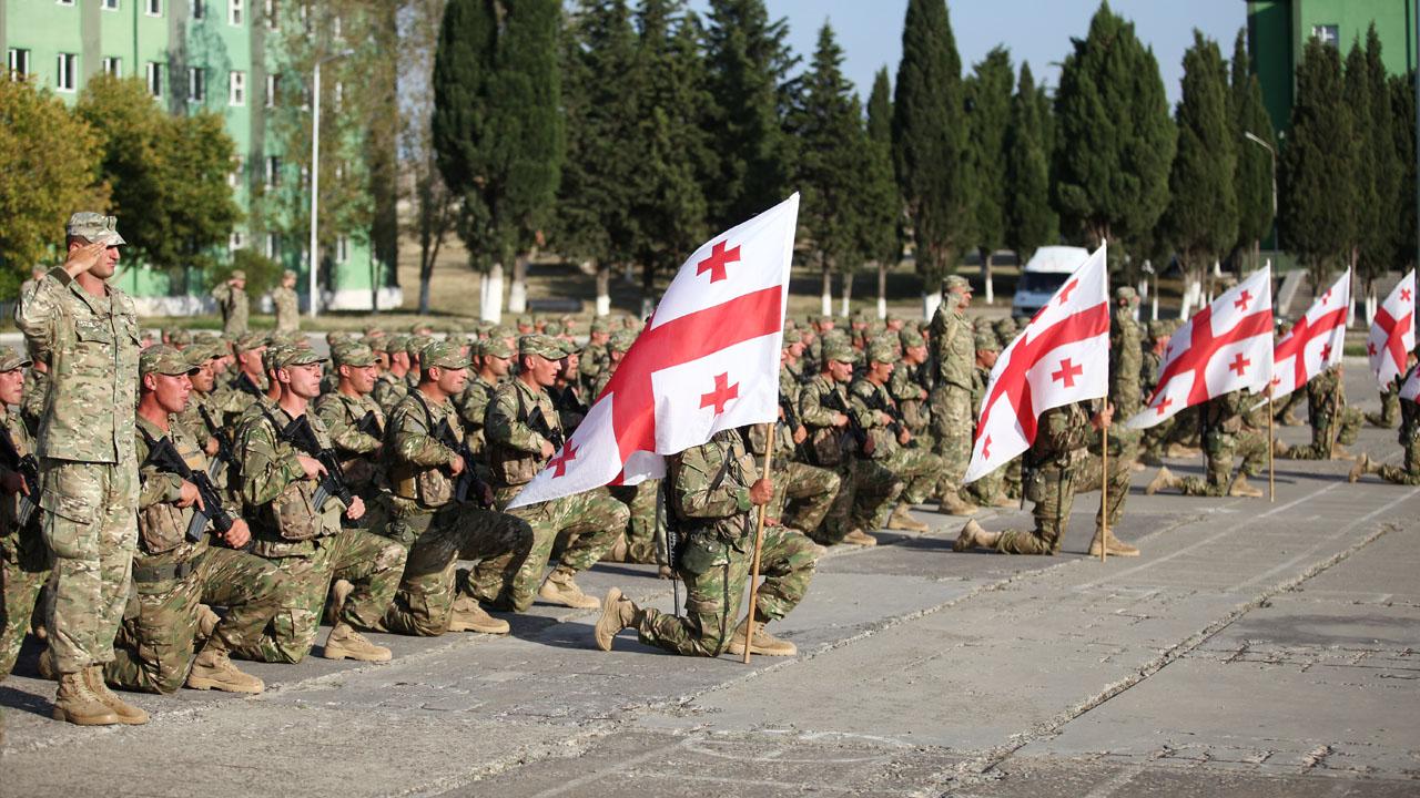 საქართველოს შეიარაღებულ ძალებს 796 სამხედრო მოსამსახურე შეემატა.